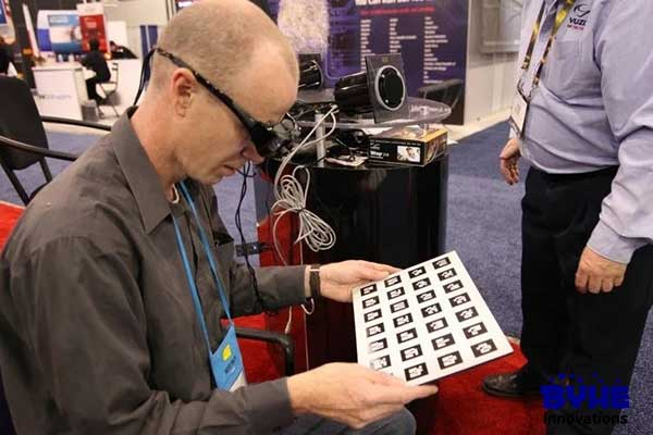 Augmented Video Display Glasses - Byhe Innovations