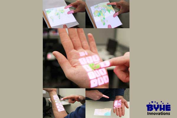 Laser Touch Screen - Byhe Innovations